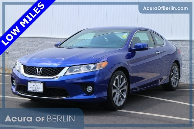 2014 Honda Accord EX L V 6 Coupe