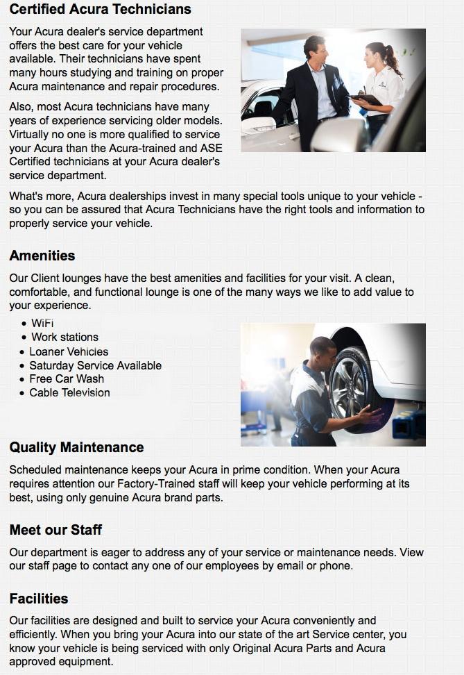 Acura Of Boardman New Acura Dealership In Boardman OH - Acura parts dealer