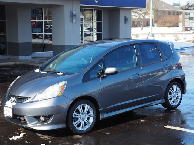 2011 Honda Fit Sport Hatchback