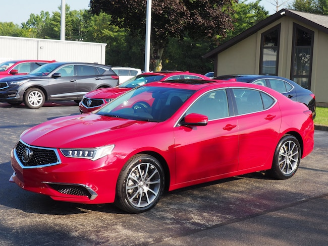 Acura Of Boardman >> New 2019 Acura Tlx For Sale At Acura Of Boardman Vin