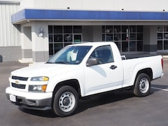 2012 Chevrolet Colorado Work Truck 4x2 Regular Cab Truck Regular Cab