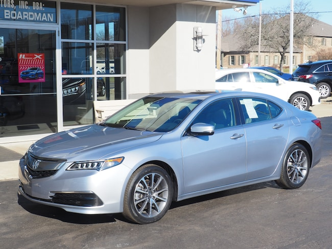 2015 Acura TLX TLX 3.5 V-6 9-AT SH-AWD with Technology Package Sedan