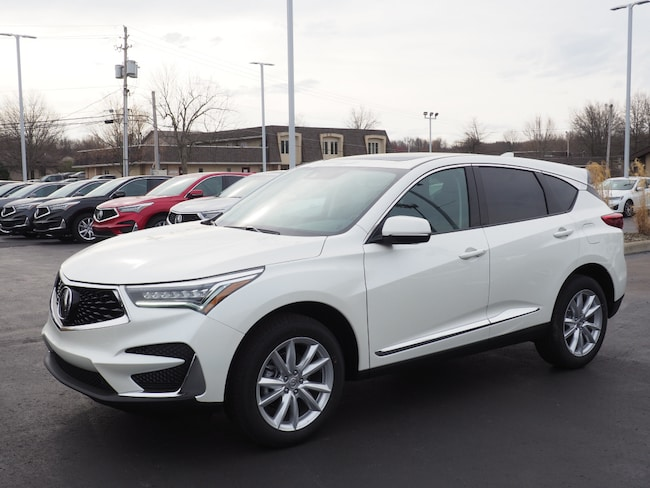 Acura Of Boardman >> New 2019 Acura Rdx For Sale At Acura Of Boardman Vin