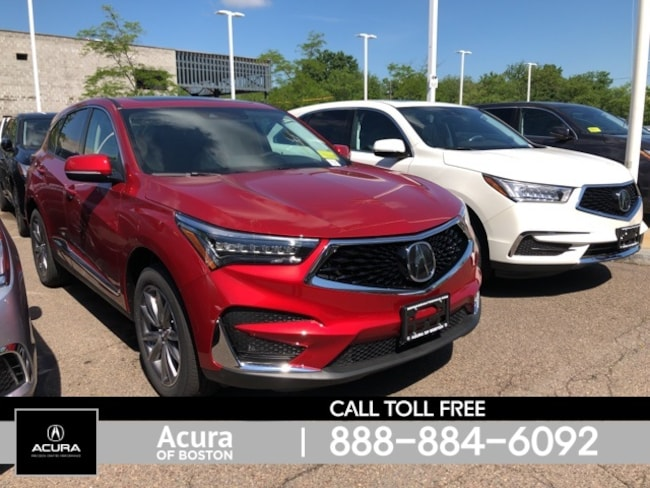 New 2020 Acura Rdx For Sale At Acura Of Boston Vin 5j8tc2h54ll003231