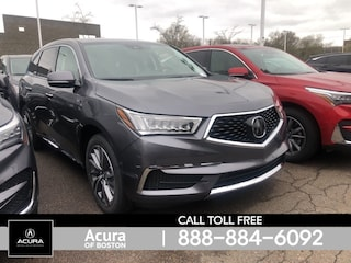 2019 Acura MDX Sport Hybrid SH-AWD with Technology Package SUV