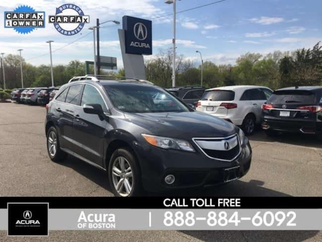 2013 Acura RDX RDX AWD with Technology Package SUV