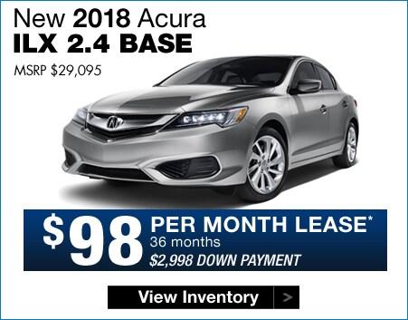 Acura New Car Specials In Boston MA Acura Of Boston - Acura lease deals ma