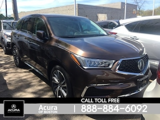 2019 Acura MDX SH-AWD with Technology Package SUV