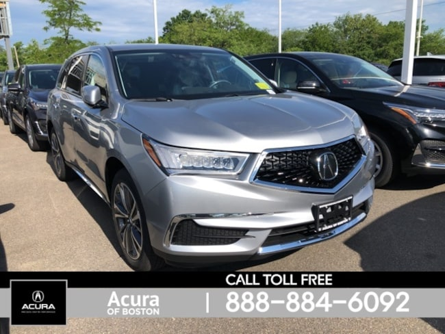 New 2019 Acura MDX For Sale at Acura Of Boston | VIN: 5J8YD4H55KL033285