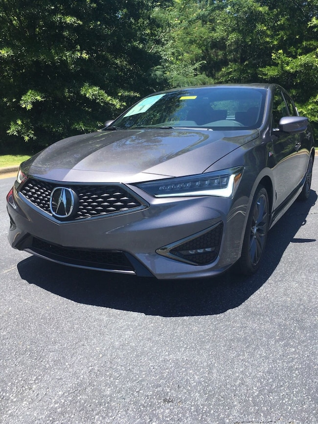 New 2019 Acura ILX with Premium and A-Spec Package Sedan in Columbus, GA
