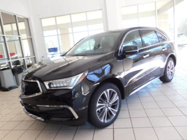 New 2019 Acura MDX with Technology Package SUV in Columbus, GA