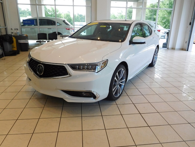New 2019 Acura TLX 3.5 V-6 9-AT P-AWS with Advance Package Sedan in Columbus, GA