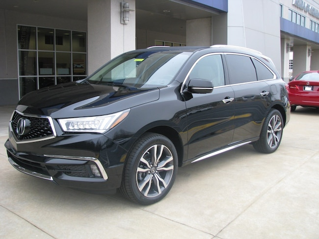 New 2019 Acura MDX with Advance and Entertainment Packages SUV in Columbus, GA