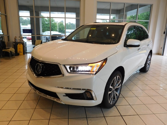 New 2019 Acura MDX SH-AWD with Advance Package SUV in Columbus, GA