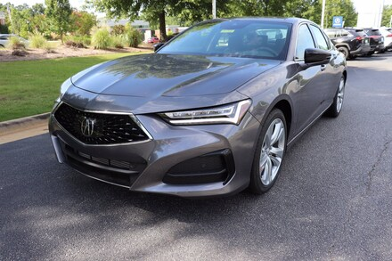 2021 Acura TLX with Technology Package FWD w/Technology Package