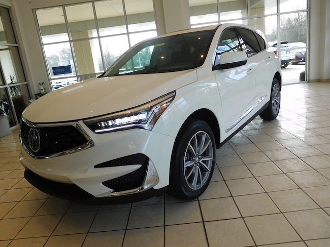 New 2019 Acura RDX with Technology Package SUV in Columbus, GA
