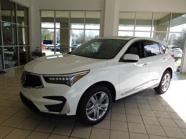 New 2019 Acura RDX with Advance Package SUV in Columbus, GA