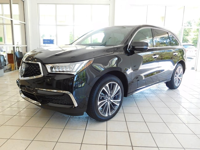New 2019 Acura MDX SH-AWD with Technology Package SUV in Columbus, GA