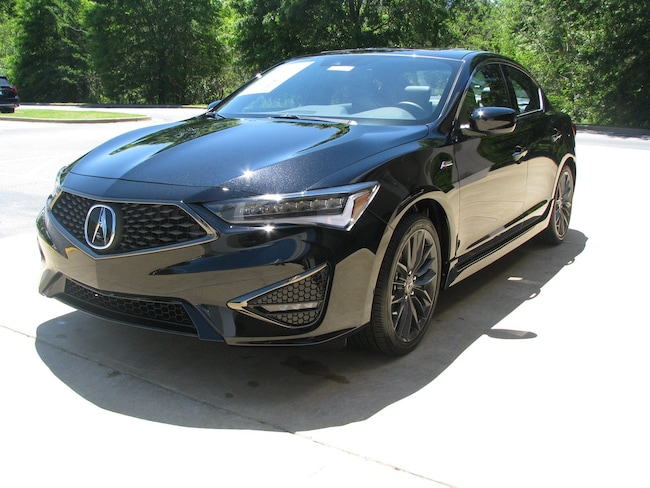 New 2019 Acura ILX with Technology and A-Spec Package Sedan in Columbus, GA