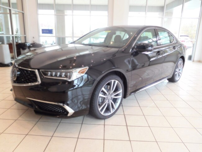 New 2019 Acura TLX 3.5 V-6 9-AT P-AWS with Technology Package Sedan in Columbus, GA