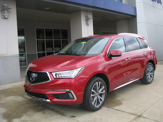 New 2019 Acura MDX with Advance Package SUV in Columbus, GA