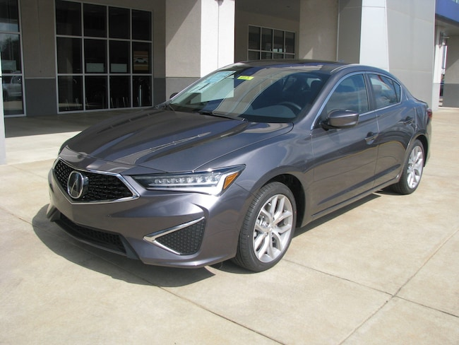 New 2019 Acura ILX Base Sedan in Columbus, GA