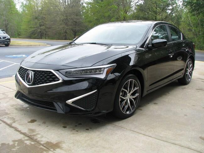 New 2019 Acura ILX with Premium Sedan in Columbus, GA