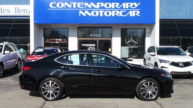 2017 Acura TLX V6 SH-AWD with Technology Package Sedan