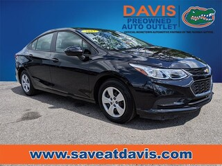 Used 2017 Chevrolet Cruze LS Sedan 1G1BC5SM0H7114346 For Sale in Gainesville, FL