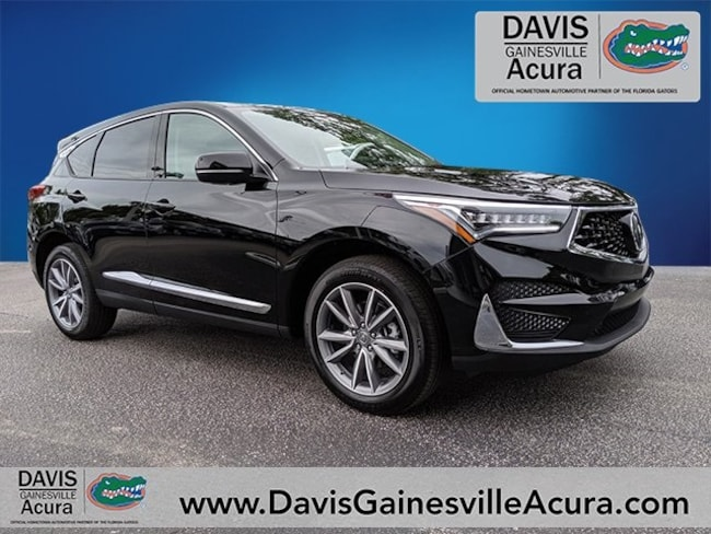 New 2020 Acura RDX with Technology Package SUV For Sale in Gainesville, FL