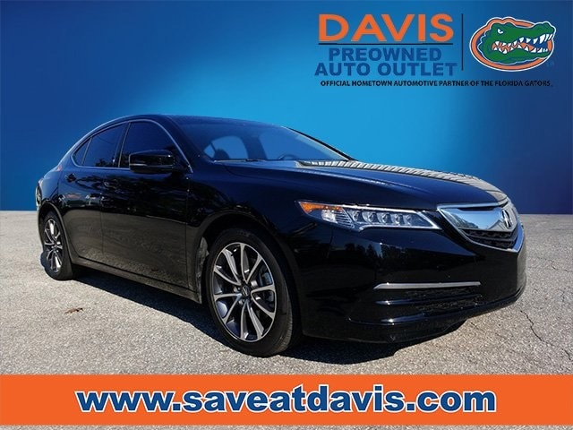 2016 Acura TLX 3.5L V6 w/Technology Package Sedan