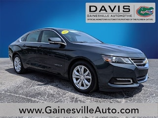 Used 2018 Chevrolet Impala LT 1LT Sedan 2G1105S30J9137173 For Sale in Gainesville, FL