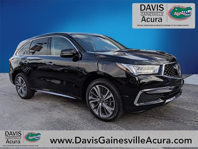 New 2020 Acura MDX with Technology Package SUV For Sale in Gainesville, FL