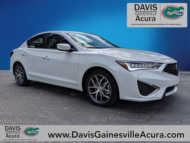 New 2019 Acura ILX with Premium Sedan For Sale in Gainesville, FL