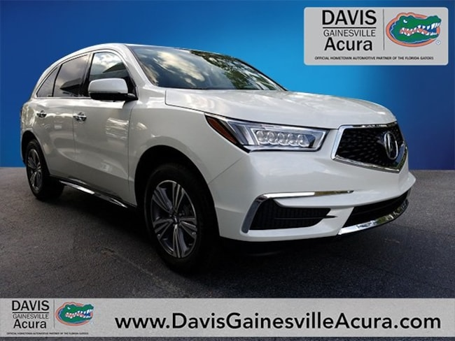 New 2019 Acura MDX Base SUV For Sale in Gainesville, FL