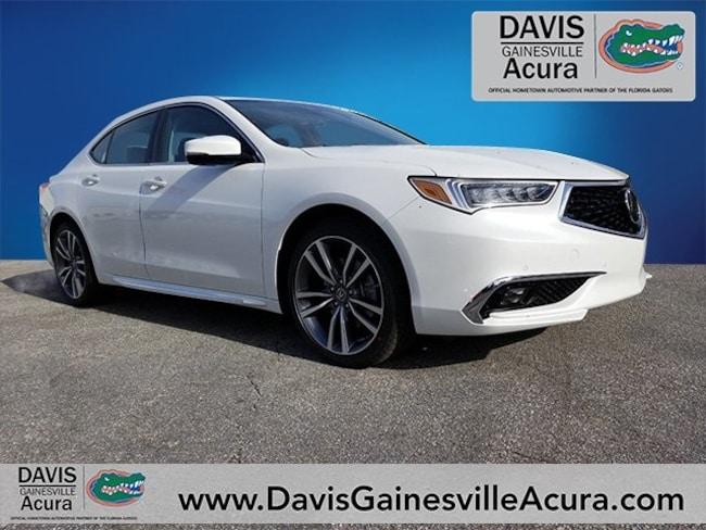 New 2019 Acura TLX 3.5 V-6 9-AT SH-AWD with Advance Package Sedan For Sale in Gainesville, FL
