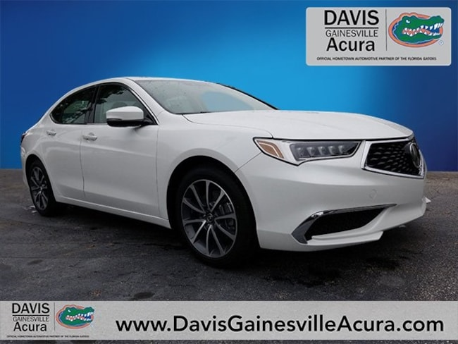 New 2019 Acura TLX 3.5 V-6 9-AT P-AWS Sedan For Sale in Gainesville, FL