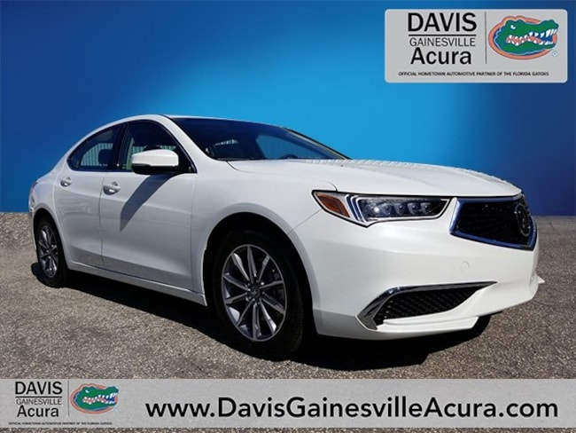New 2019 Acura TLX 2.4 8-DCT P-AWS with Technology Package Sedan For Sale in Gainesville, FL