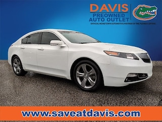 Used 2012 Acura TL SH-AWD SH-AWD Sedan 19UUA9F25CA001723 For Sale in Gainesville, FL