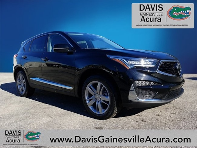 New 2019 Acura RDX with Advance Package SUV For Sale in Gainesville, FL