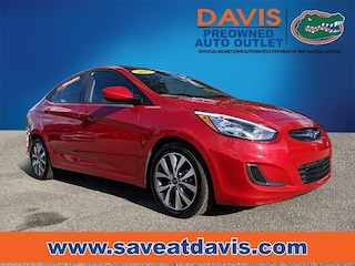 Used 2017 Hyundai Accent SE Sedan KMHCT4AE1HU349402 For Sale in Gainesville, FL