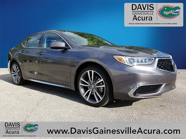 New 2019 Acura TLX 3.5 V-6 9-AT P-AWS with Technology Package Sedan For Sale in Gainesville, FL