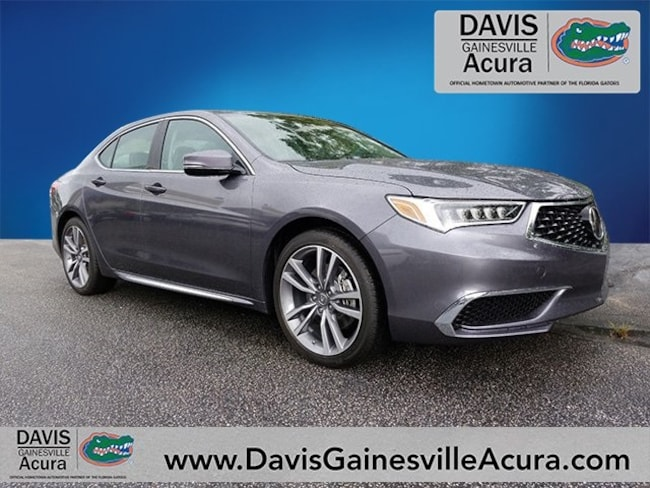 New 2019 Acura TLX For Sale at Davis Gainesville Acura | VIN