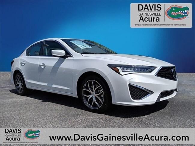 New 2019 Acura ILX with Premium Sedan For Sale in Gainesville, FL