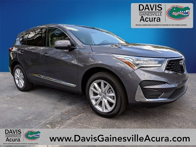 New 2019 Acura RDX Base SUV For Sale in Gainesville, FL