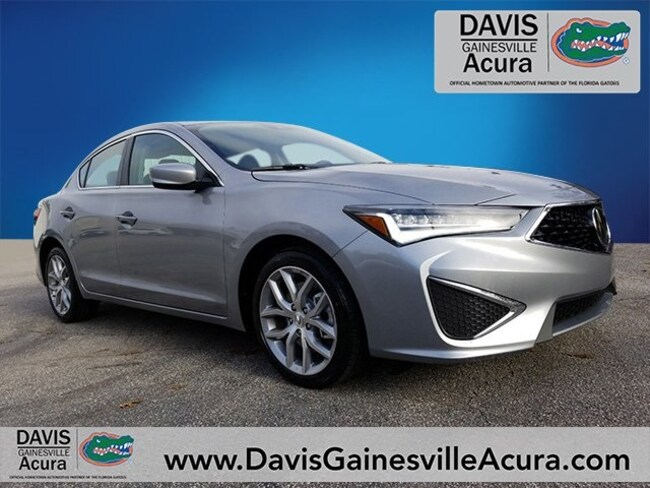 New 2019 Acura ILX Base Sedan For Sale in Gainesville, FL