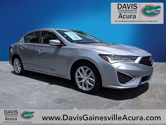New 2019 Acura ILX Base Sedan For Sale in Gainesville, FL