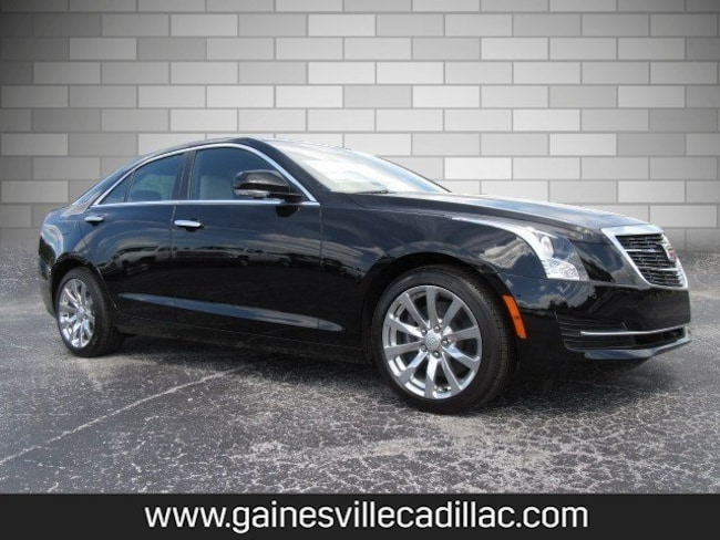 Used 2017 Cadillac ATS 2.0L Turbo Luxury Sedan For Sale in Gainesville, FL