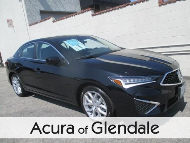 New 2019 Acura ILX Base Sedan Glendale
