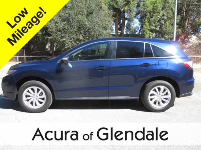 Used 2018 Acura RDX Tech SUV Glendale